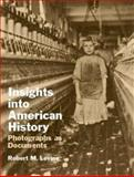 Insights into American History 1st Edition