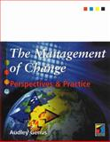 The Management of Change 9781861520470