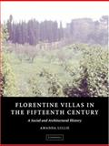 Florentine Villas in the Fifteenth Century 9780521770477