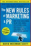 The New Rules of Marketing and PR 5th Edition