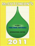McCutcheon's 2011 Functional Material 9781933430485