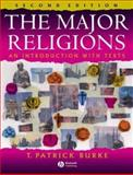 The Major Religions 2nd Edition
