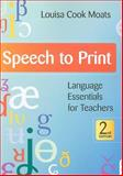 Speech to Print 2nd Edition
