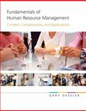Fundamentals of Human Resource Management 1st Edition