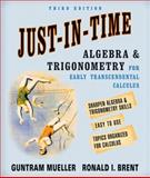 Just-in-Time Algebra and Trigonometry for Early Transcendentals Calculus 3rd Edition