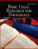 Basic Legal Research for Paralegals 2nd Edition