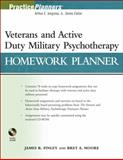 The Veterans and Active Duty Military Psychotherapy Homework Planner 9780470890523