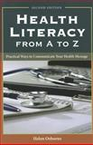 Health Literacy from A to Z 2nd Edition
