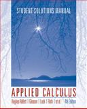 Applied Calculus 9780470170533