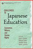 Challenges to Japanese Education 9780807750537