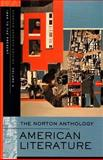 The Norton Anthology of American Literature 9780393930559