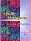 Quality Management in Nursing and Health Care 9780827360563