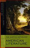 The Norton Anthology American Literature 7th Edition