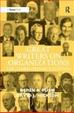 Great Writers on Organizations 9780754670568