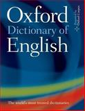 Oxford Dictionary of English 9780198610571