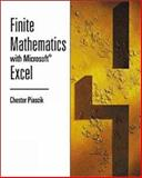 Finite Mathematics with Microsoft Excel 9780534370572