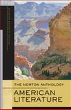 The Norton Anthology of American Literature 7th Edition