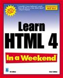Learn HTML in a Weekend 9781592000593