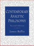 Contemporary Analytic Philosophy 9780130990686