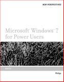 New Perspectives on Windows 7 for Power Users, Brief 9781111530686