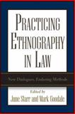 Practicing Ethnography in Law 9781403960702