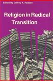 Religion in Radical Transition 9780878550708