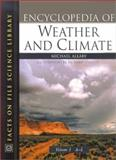 Encyclopedia of Weather and Climate 9780816040711