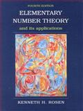 Elementary Number Theory and Its Applications 9780201870732