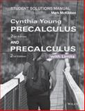 Precalculus Student Solutions Manual 2nd Edition
