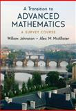A Transition to Advanced Mathematics 9780195310764