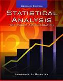 Statistical Analysis for Public Administration 9780763740764