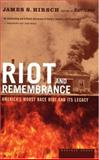 Riot and Remembrance 9780618340767