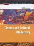 Cinema and Cultural Modernity 9780335200771