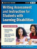 Writing Assessment and Instruction for Students with Learning Disabilities 2nd Edition