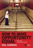 How to Make Opportunity Equal 9781405160810