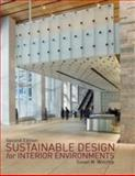 Sustainable Design for Interior Environments 2nd Edition
