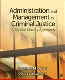 Administration and Management in Criminal Justice 9781412950817