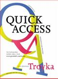 Simon and Schuster Quick Access Reference for Writers 9780131400818