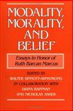 Modality, Morality and Belief 9780521440820