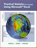 Practical Statistics by Example Using Microsoft Excel 9780130960832