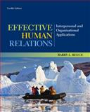 Effective Human Relations 12th Edition
