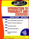 Schaum's Outline of Introduction to Probability and Statistics 9780070380844