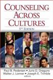 Counseling Across Cultures 9780761920854