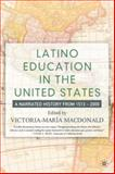 Latino Education in United States 9781403960863