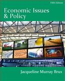 Economic Issues and Policy (with InfoApps 2-Semester Printed Access Card) 5th Edition
