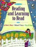 Reading and Learning to Read 9780673990891