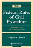 Federal Rules of Civil Procedure 2012th Edition