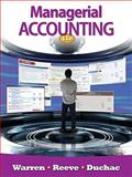 Managerial Accounting 11th Edition