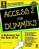 Access 2 for Dummies 9781568840901