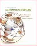 A First Course in Mathematical Modeling 5th Edition